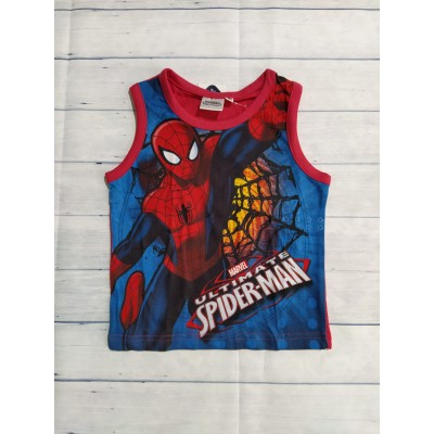Camiseta Spiderman Rojo
