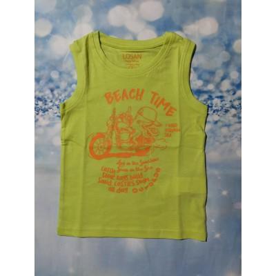 Camiseta Verde Lima Verano Losan
