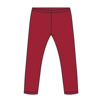 Leggings Rojo Losan