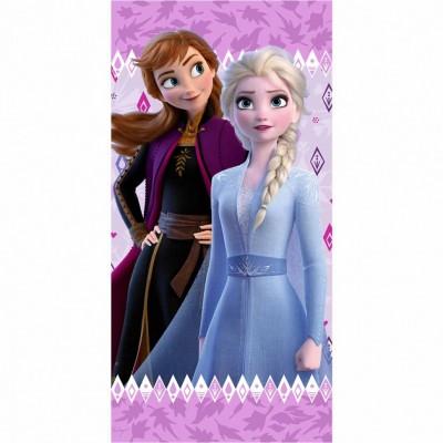 Toalla Playa Frozen y Anna